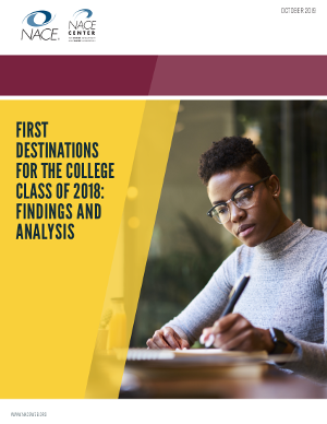 College Class of 2018: Outcomes for Business Graduates
