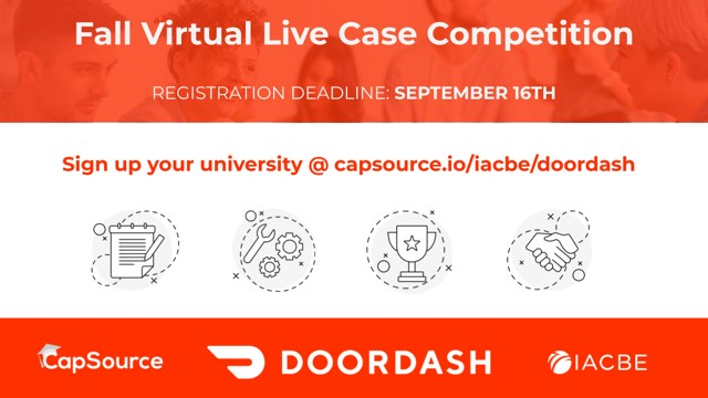 DoorDash to be part of new Student Competition