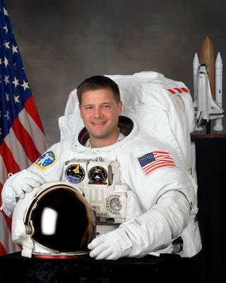 Forum with NASA Astronaut Col. Douglas Wheelock Feb. 25th at Noon EDT
